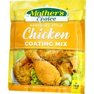 Mother's Choice Chicken Coating Mix 70g