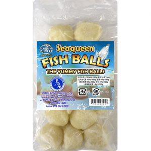 Seaqueen Fish Balls 140g