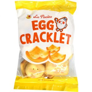 La Pacita Egg Cracklet (L) 130g