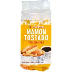 La Pacita Mamon Tostado (Pack) 100g
