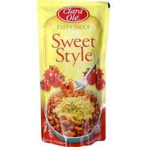 Clara Ole Spaghetti Sauce Sweet Style 250g