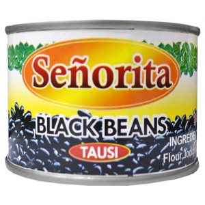 Senorita Black Beans Tausi 180g