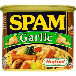 Hormel Spam Garlic 340g