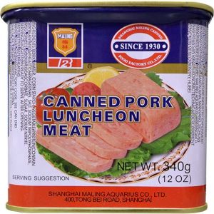 Maling Luncheon Meat Lapad 340g