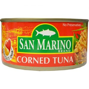 San Marino Corned Tuna Regular 180g