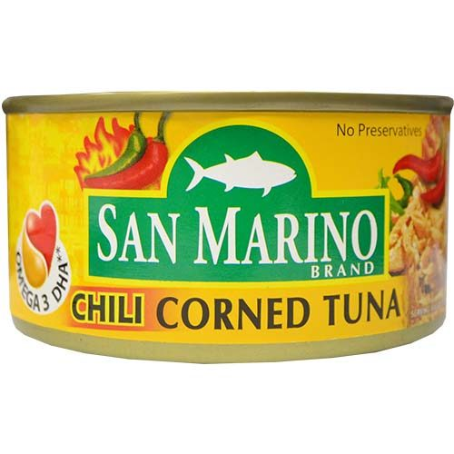 San Marino Corned Tuna Chili 180g