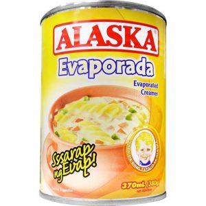 Alaska Evaporada 370ml