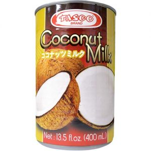 Tasco Coconut Milk (Gata) 400ml