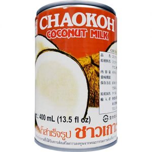 Chaokoh Coconut Milk (Gata) 400ml