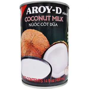 Aroy-D Coconut Milk (Gata) 400ml