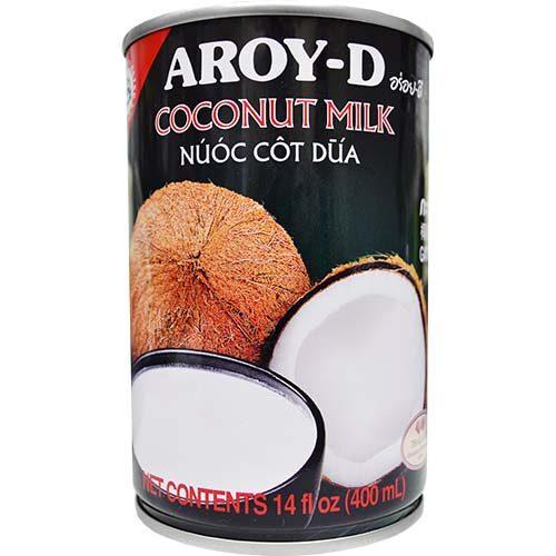 Aroy-D Coconut Milk (Gata) 400ml
