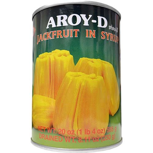 Aroy-D Jack Fruit in Syrup 565g