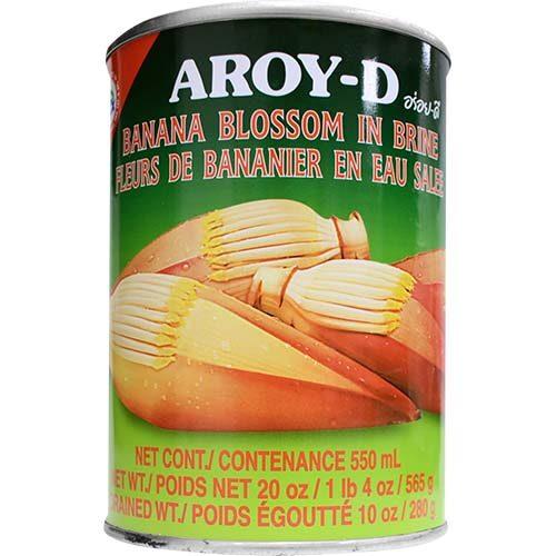Aroy-D Banana Blossom 565g