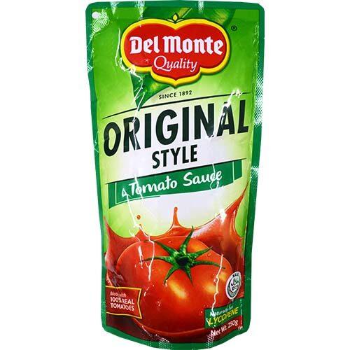 Del Monte Tomato Sauce 250g