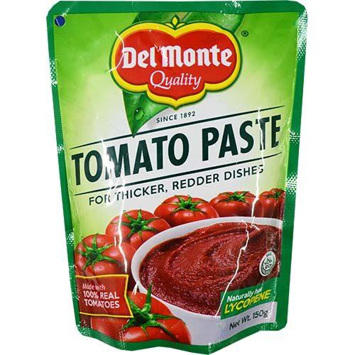 Del Monte Tomato Paste Tetra Pack 150g