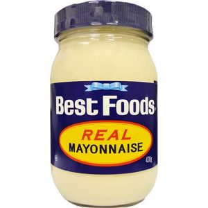 Best Foods Real Mayonnaise 430g