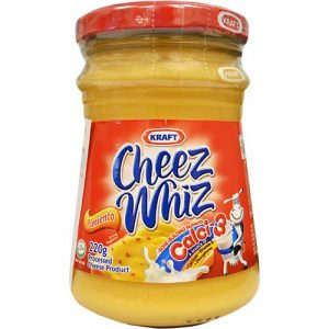 Kraft Cheez Whiz Pimiento (S) 210g