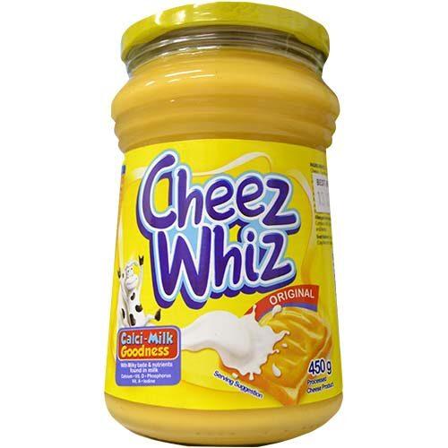 Kraft Cheez Whiz Regular (L) 440g