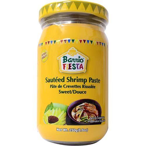 Barrio Fiesta Bagoong Sweet (S) 250g