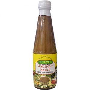 Florence Anchovy Sauce (Bagoong Balayan) 340g