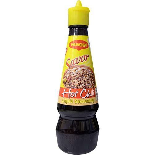 Maggi Savor Hot Chili (S) 130ml