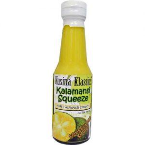 Kusina Kalamansi Squeeze 150ml