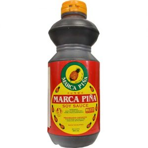 Marca Pina Soy Sauce (S) 385ml