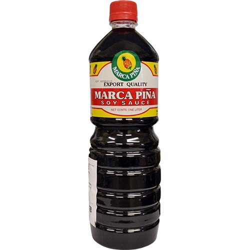 Marca Pina Soy Sauce (L) 1000ml