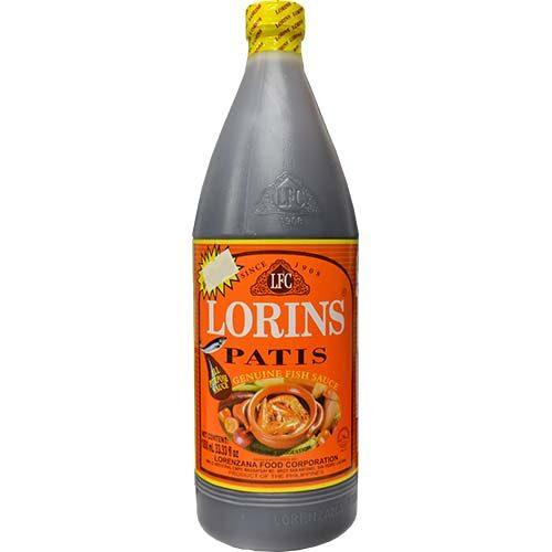 Lorins Patis (L) 1000ml