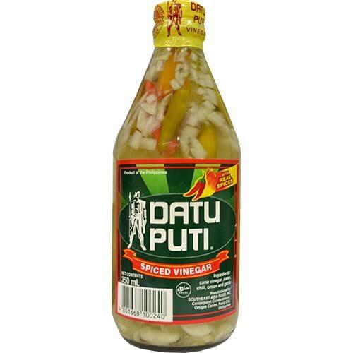 Datu Puti Spiced Vinegar (S) 350ml