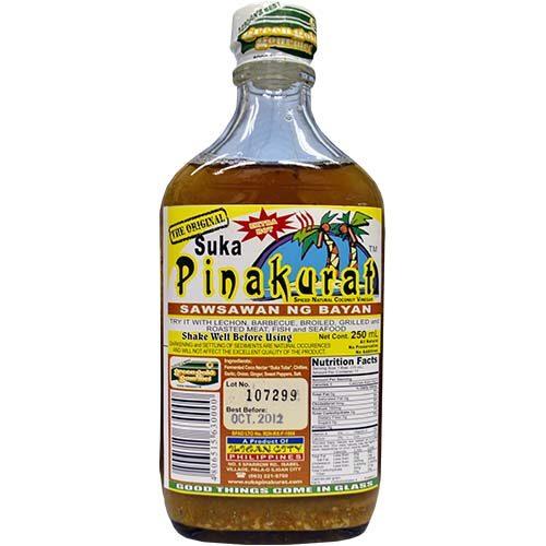 Pinakurat Vinegar 250ml