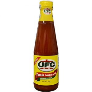 UFC Banana Catsup Regular 320g