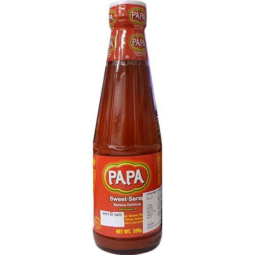 Papa Banana Ketchup 320g
