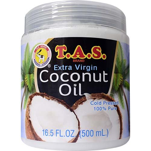 Tas Extra Virgin Coconut Oil 500ml