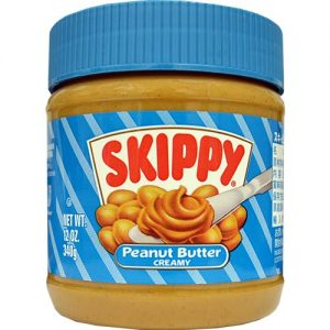 Skippy Peanut Butter Creamy (S) 340g