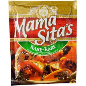 Mama Sita's Kare Kare Mix 57g