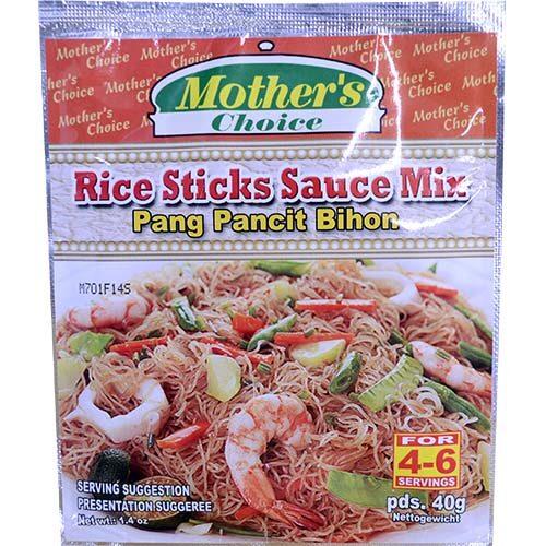 Mother's Choice Rice Sticks Saucemix 40g