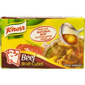 Knorr Beef Broth Cubes (S) 20g
