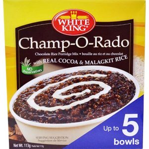 White King Champorado Mix 113g