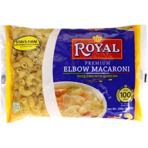 Knorr Royal Elbow Macaroni 200g