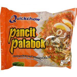 Quickchow Instant Pancit Palabok 65g