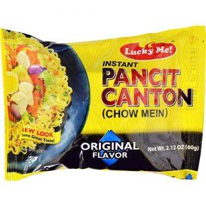Lucky Me Instant Pancit Canton Regular 60g