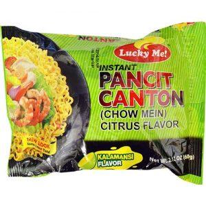 Lucky Me Instant Pancit Canton Kalamansi 60g