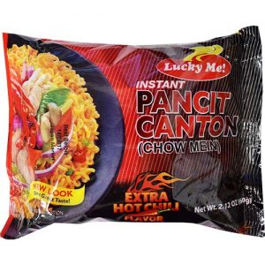 Lucky Me Instant Pancit Canton Hotchili 60g