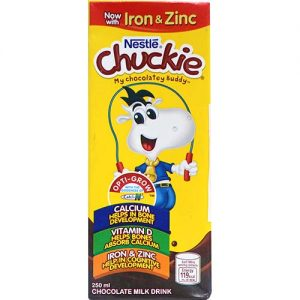 Nestle Chuckie Chocolate Milk (S) 250ml