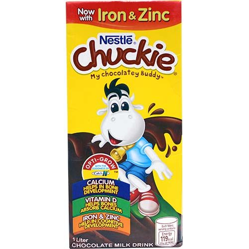 Nestle Chuckie Chocolate Milk (L) 1000ml