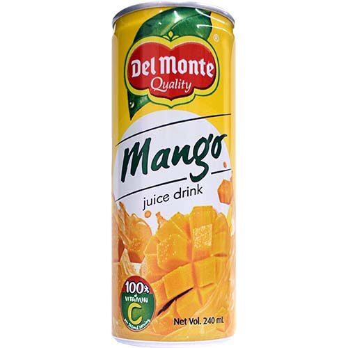 Del Monte Mango Juice (S) 240ml