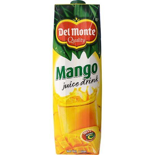 Del Monte Mango Juice (Tetra Pack) 1L