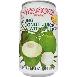Tasco Young Coconut Juice With Pulp (S) 310ml