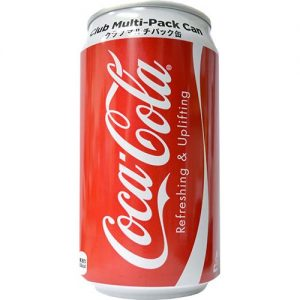 Coca-Cola in Can 350ml